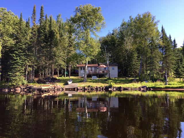 Cozy Cabin in the Bay on Devil Track Lake - Grand Marais - Cabin