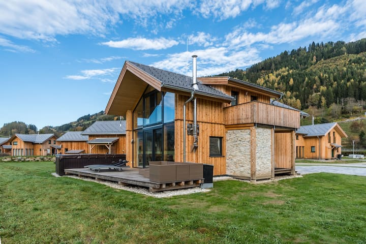 Vintage Chalet in Murau with Private Terrace