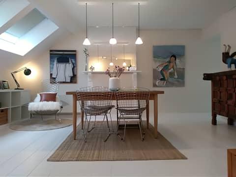Appartement lumineux  au coeur d'Ixelles