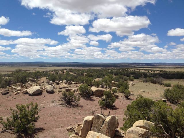 900 Acres of Vast Wilderness of New Mexico to Camp