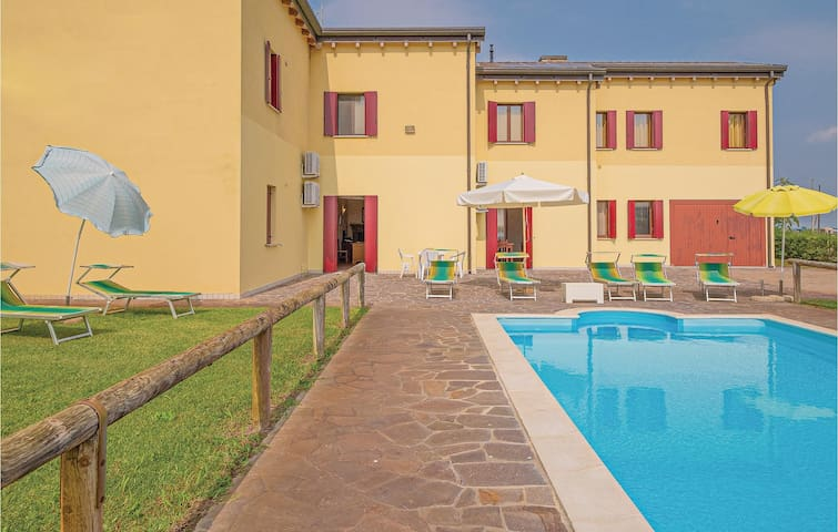 Holiday apartment with 1 room on 30m² in Ariano Polesine (RO)
