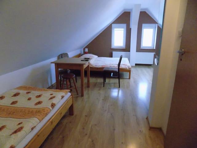 Dom na wzgórzu - Jarków - House