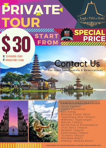 Private Tour With Special Price