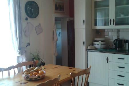 Access to Dublin City, M50  warm friendly house - Dublino