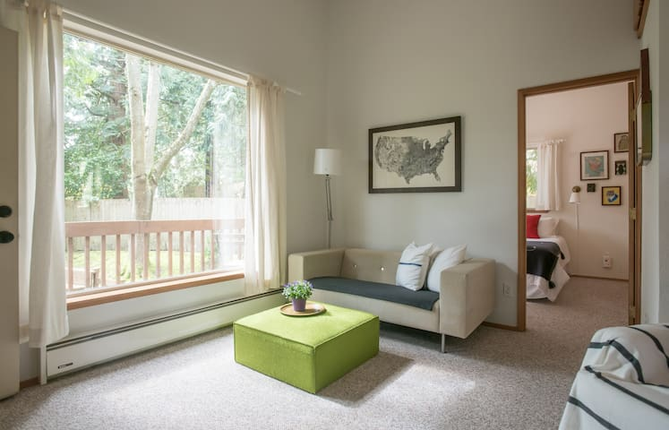 Peaceful Perch in Raleighwood - Portland - Apartment