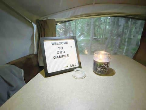 Cute and Cozy Camper!