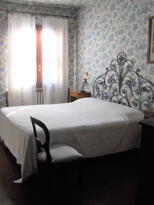 La stanza blu - The blue room
