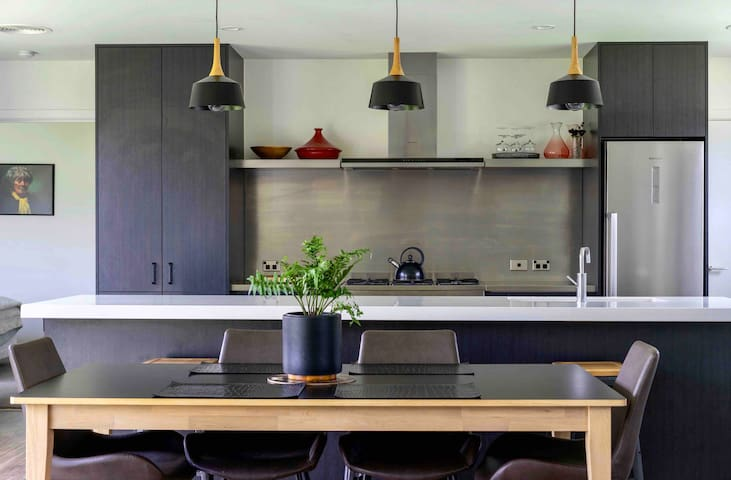 Modern Queenstown family home