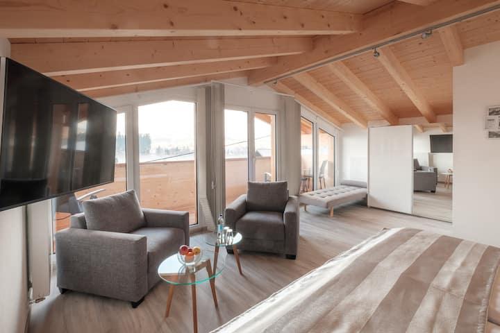 765-14 Dachzimmer Superior