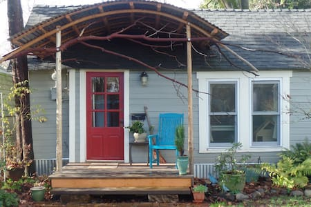 Charming Cottage in Downtown Corvallis - Corvallis - Talo