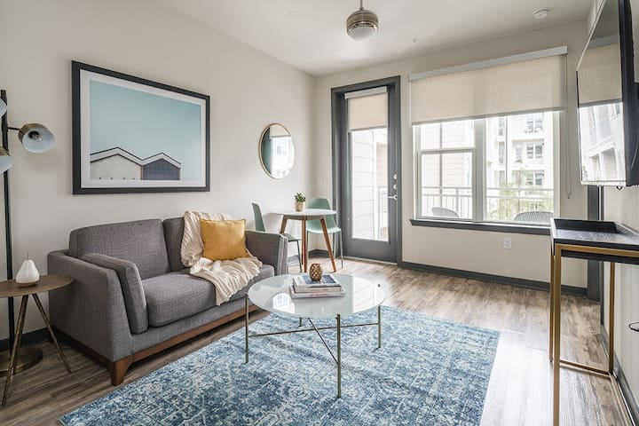 Locale | Ft Worth W 7th | Stylish 1BR + Pool