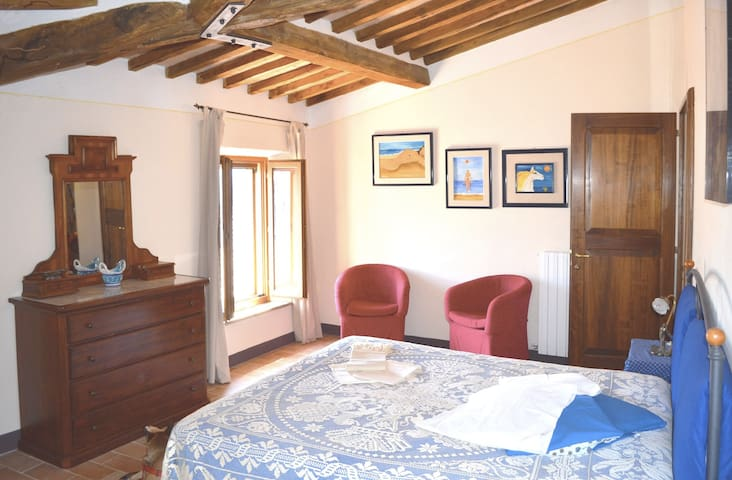 Happy House Tuscany, wonderful in heart of Tuscany - Casciano - Apartemen