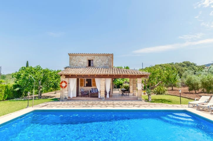 Catalunya Casas: Villa Rocas, perfect for a romantic stay in Mallorca!