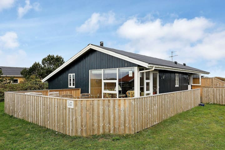 Serene Holiday Home in Jutland with Terrace