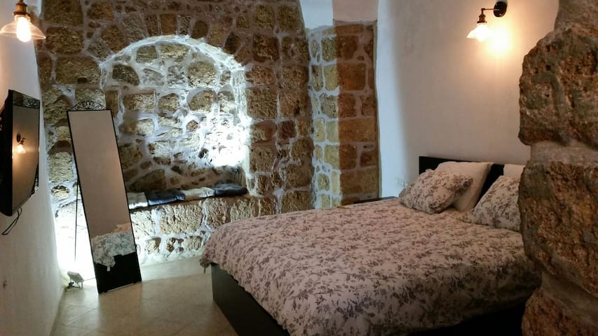 The Sultan House in the Old city of Acre/Acco - Akko - House