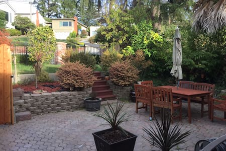 A Quiet Spacious Home - El Cerrito