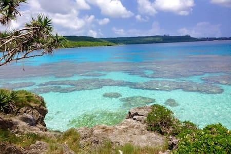 B & B on Maré island - Wabao