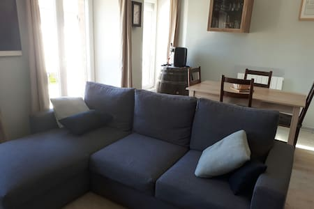 Appartement confortable - Saint-Siméon-de-Bressieux - Huoneisto