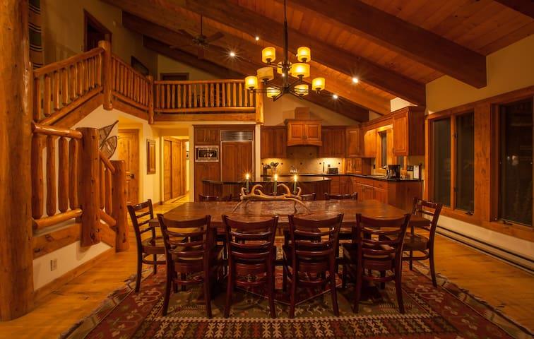 The Lake Creek Lodge