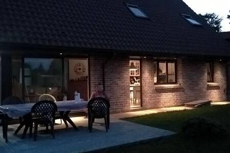 Confort et charme sur les collines de l Artois - Servins - Haus