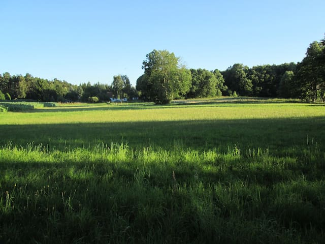 Schmetterlingshaus, Schorfheide Chorin, Uckermark