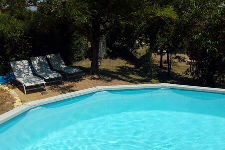 Maison avec piscine au coeur du Périgord Noir