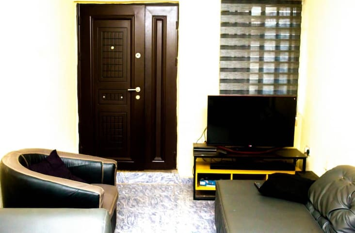 Well furnished two bedroom flat