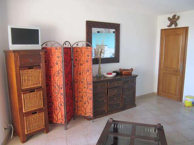 Coquet appartement avec vue imprenable - L'Île-Rousse - Apartemen