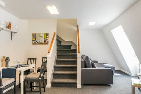 Powder Tower apartment in Old Town