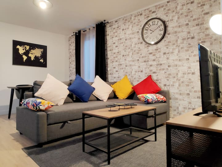 Grand appartement lumineux (F4 )