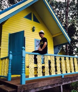 5 cosy,clean,comfy and nice bungalows at Koh Chang