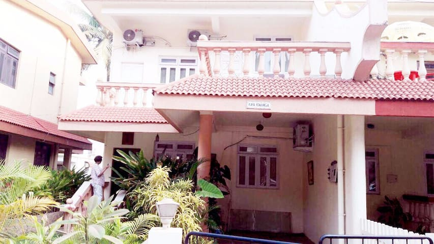 A IVY VILLA-A UNIQUE LUXURY VILLA IN GOA. - Candolim - Villa