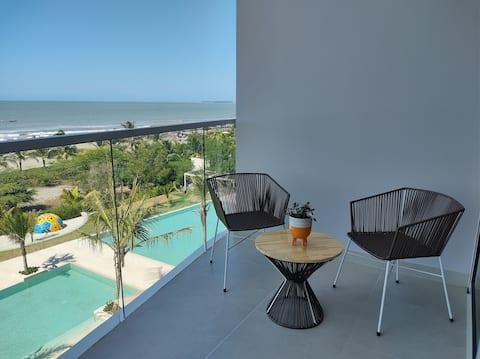Morros IO, hermosa vista, moderno, playa