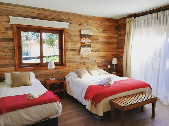 Habitacion Triple - Hotel 381