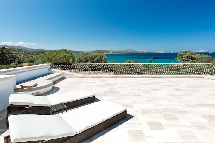 Vill Solemia, ampia villa con piscina privata