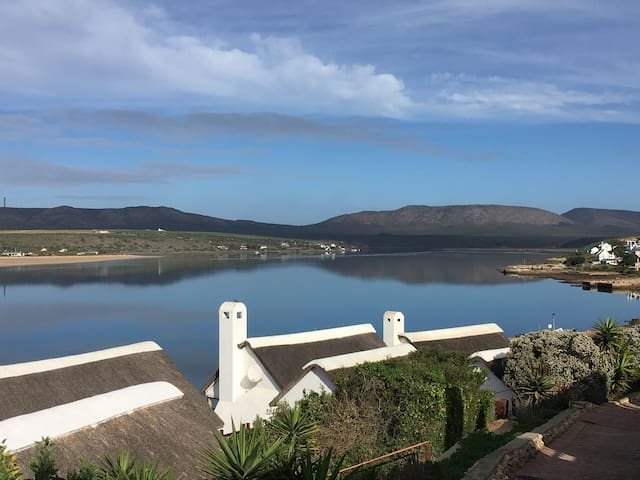 Breede River 3 bedroom unit with river views