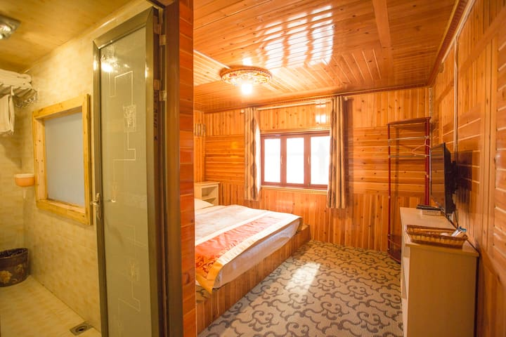 藏式大床房(免费接机接站)