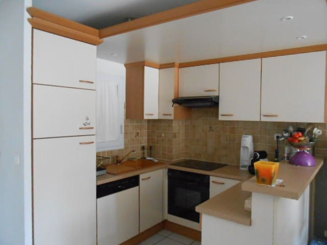 Appartement pour 4 personnes à 100 m de la plage - La Londe-les-Maures - Appartement en résidence