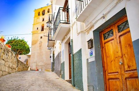 Townhouse in the Arabic quarter. (VTAR/GR/0110)
