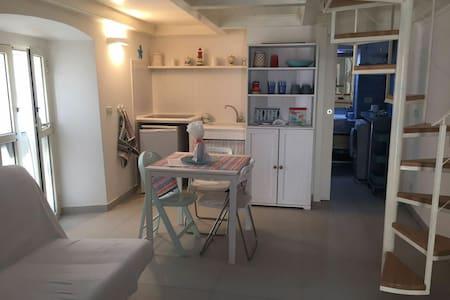 appartamento - centro storico - Rodi