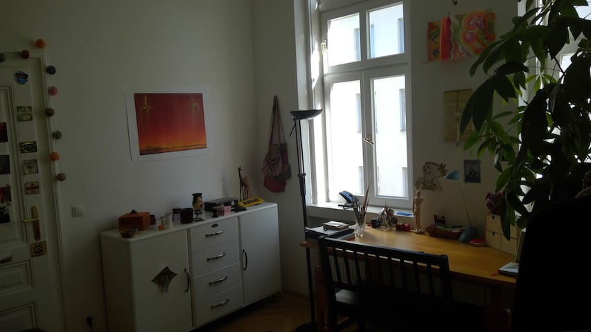 Cozy room in Margareten Vienna - Wien - Apartment