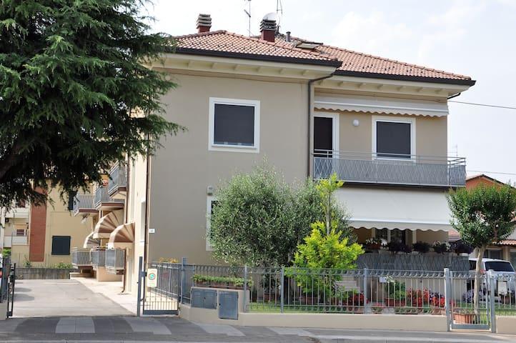 GiaLoSa biker house 1/appartamenti turistici
