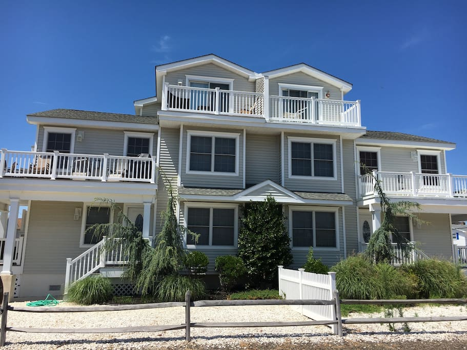 Avalon Beach House Sleeps 11 Townhouses For Rent In Avalon New Jersey United States