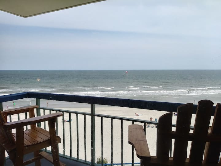 714 The Oceans - Spacious Oceanfront Condo