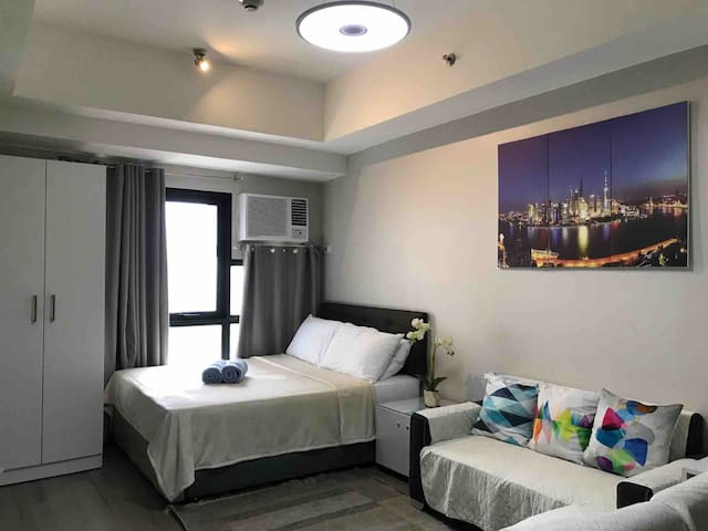 ★Your cozy home along EDSA Cubao Quezon City