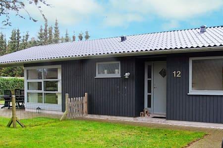 Spacieuse maison de vacances à Falster près de la mer