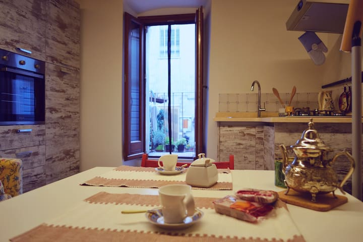 Casa La Cornucopia - Lugnano In Teverina - Apartment