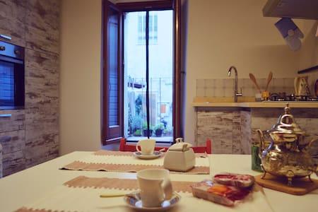 Casa La Cornucopia - Lugnano In Teverina - Byt