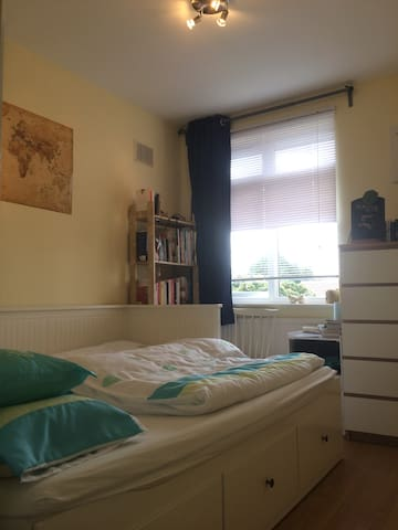 Cosy room with view of Wembley Stadium - Londyn - Dom