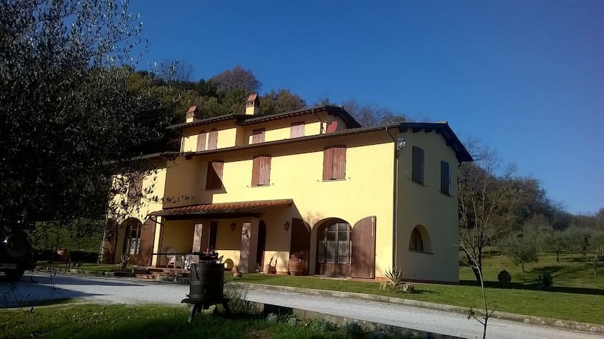Casolare di Capilato - Santa Maria a Monte